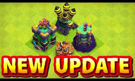 NEW UPDATE!! troop levels and weapon upgrades!!!   Clash Of Clans  