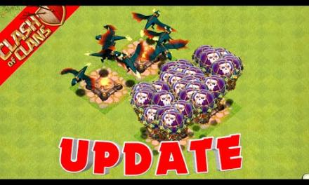 New Update ! Sneak Peek #1 Clash of Clans(coc)