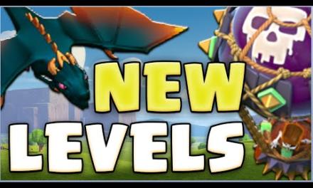 NEW LEVELS | Clash of Clans UPDATE | Sneak Peek #1