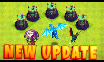 NEW troop Levels vs New Weapon levels!!   Clash Of Clans  