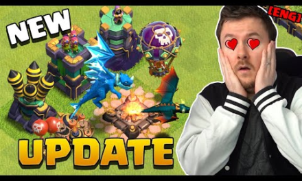 Summer Update Sneak Peek #1   NEW Troops and Defense Level   Clash of Clans English