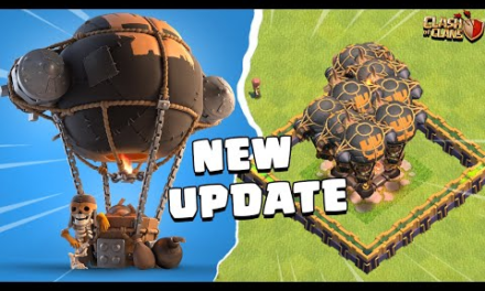 New Troop Update Clash of Clans – COC