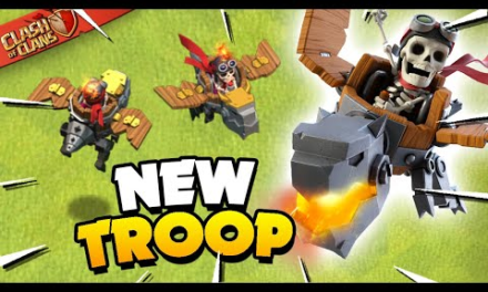 New Dragon Rider Troop Explained (Clash of Clans)