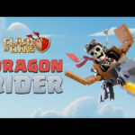 New Troop: Dragon Rider! (Clash of Clans Official)
