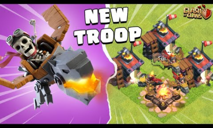 New Troop Dragon Rider | Clash of Clans Update – COC