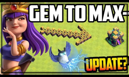 GEM TO MAX June + Next UPDATE to Clash of Clans – When?