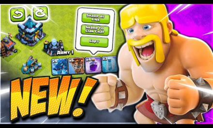 NEW Village Rotation and Army Sharing! Clash of Clans Update Sneak Peek 4!