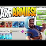 Share Your Army with Friends! (Clash of Clans)