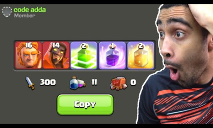 New Update QLC & balance ! Clash of Clans(coc)