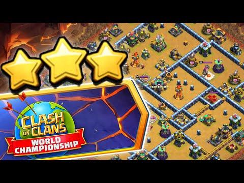Let's Beat Clash Worlds June Qualifier Challenge ! (Clash of Clans)