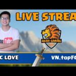 COC LOVE vs VN.topFC  CỰC CĂNG – TH14 ATTACK Clash of clans | Akari Gaming