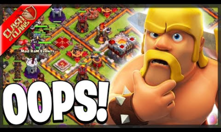 I forgot about this account! (Clash of Clans)