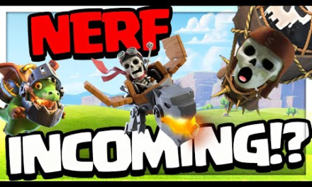 NERF Incoming – Clash of Clans – Balanced? Or NOT?