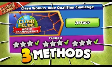 3 Ways to 3 Star the June Qualifier Challenge!