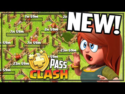 ALL NEW Upgrades! Gold Pass Clash of Clans RETURNS!