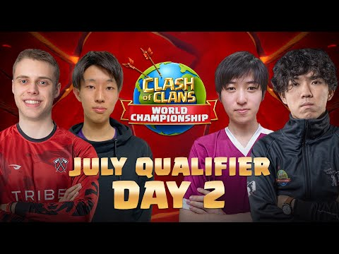 Clash Worlds July Qualifier Day 2   Clash of Clans