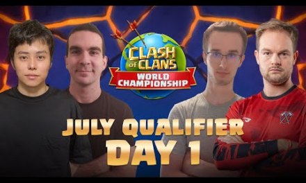 Clash Worlds July Qualifier Day 1 | Clash of Clans