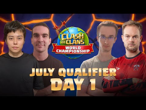 Clash Worlds July Qualifier Day 1   Clash of Clans