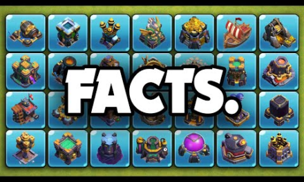 Facts about EVERY Building in Clash of Clans
