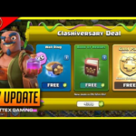 New Update – Special Trader Event in Coc Anniversary Update 2021 – Clash of Clans!