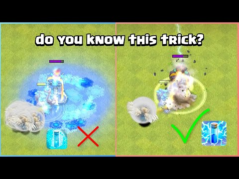 Clash of Clans Spells Facts, Tips and Tricks