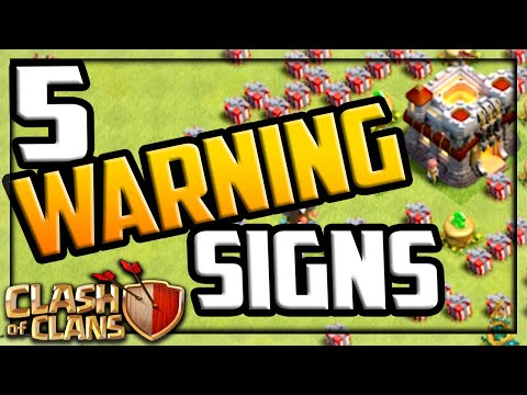 5 Signs YOU May be BURNING OUT in Clash of Clans!