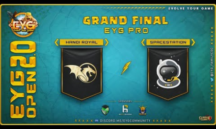 GRAND FINAL | SPACE STATION GAMING vs HANOI ROYAL