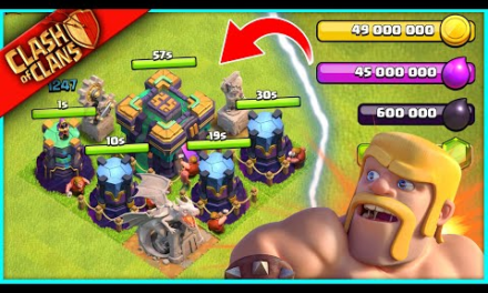 THE MOST OVERPRICED UPGRADES IN CLASH OF CLANS HISTORY JUST FINISHED (at the same EXACT time)