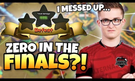 This PROs mistake could throw the TOURNAMENT FINALS! Clash of Clans eSports