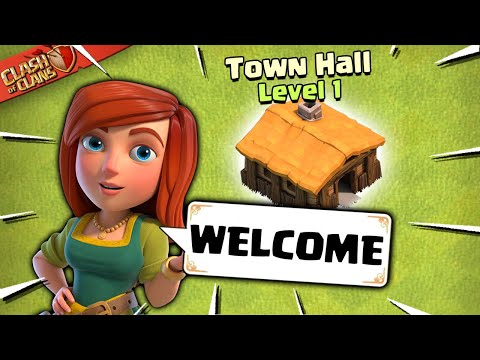 I Started a New Account in Clash of Clans