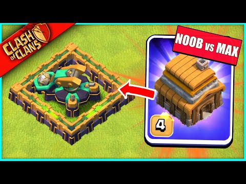 TH4 TROOPS… vs TH14 BASES? 😧 these CLASH OF CLANS troops don't stand a chance :(