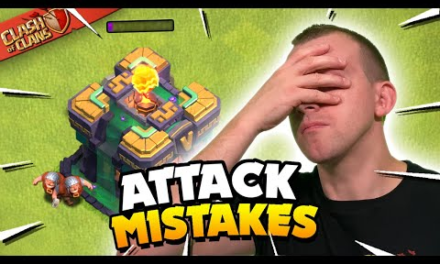 5 Biggest Mistakes for Attacking in Clash of Clans!