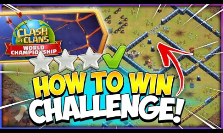 How to 3 Star Clash Worlds June Qualifier Challenge (Clash of Clans)