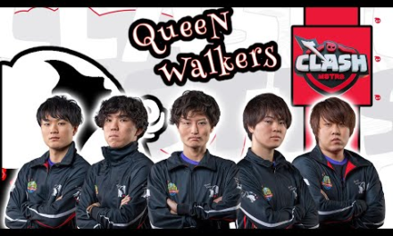 QUEEN WALKERS IN THE FINALS   Clash Mstrs Qualifying