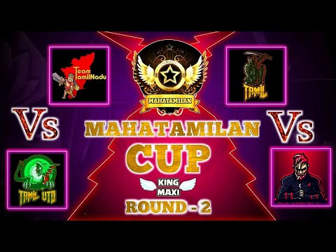 MAHATAMILAN CUP 🔥   ROUND – 2   CLASH OF CLANS TAMIL   KINGMAXI IS LIVE!