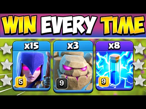 The Best TH12 Attack Strategy Explained (Clash of Clans)