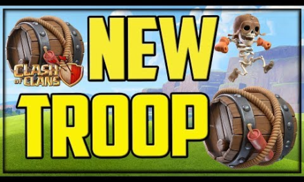 NEW TROOP – The BEST Yet! Clash of Clans Update!
