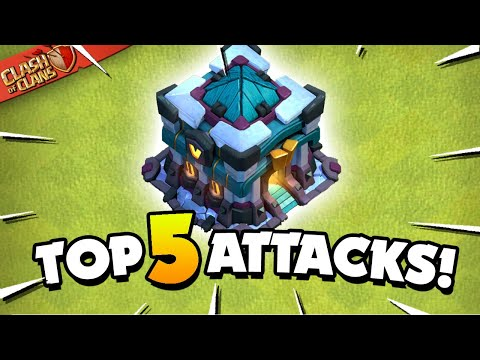 Top 5 Best TH13 Attack Strategies in Clash of Clans!