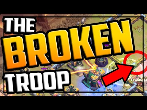 The SECRETLY BROKEN Troop in Clash of Clans (NOT What You Think!)