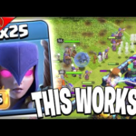 I Used Random Armies in Legends League! (Clash of Clans)