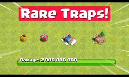 Old Traps that were REMOVED from Clash of Clans!