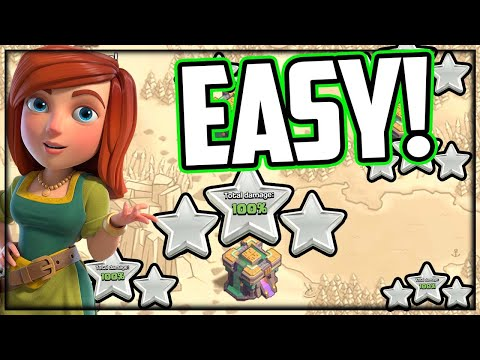 The Trick to MORE WAR Stars – Gold Pass Clash of Clans #84