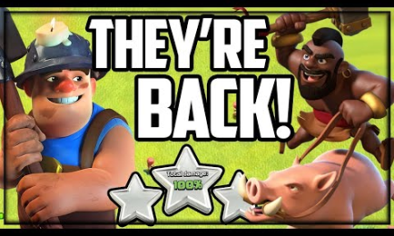 They're BACK! Hogs and Miners UNITE in Clash of Clans!